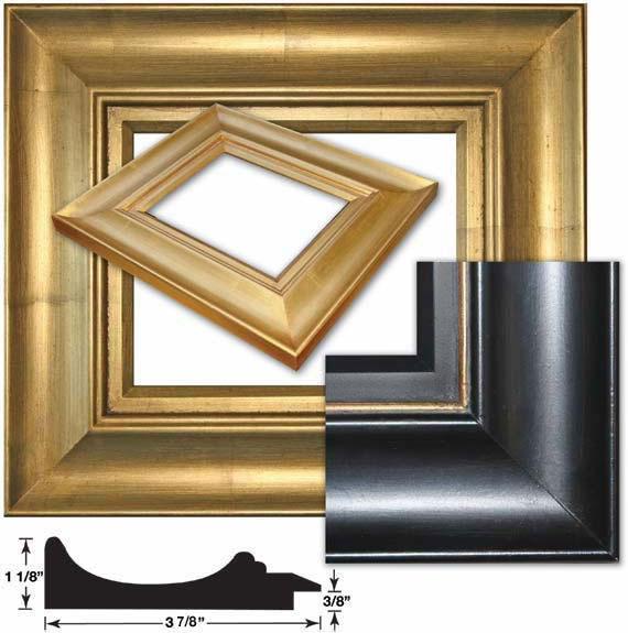 Taos modern picture frame artframes taos modern frame solutioingenieria Images