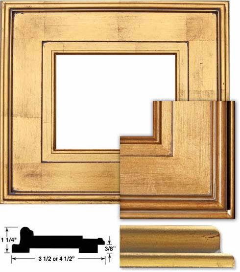 Wyeth Gold Plein Air Frame