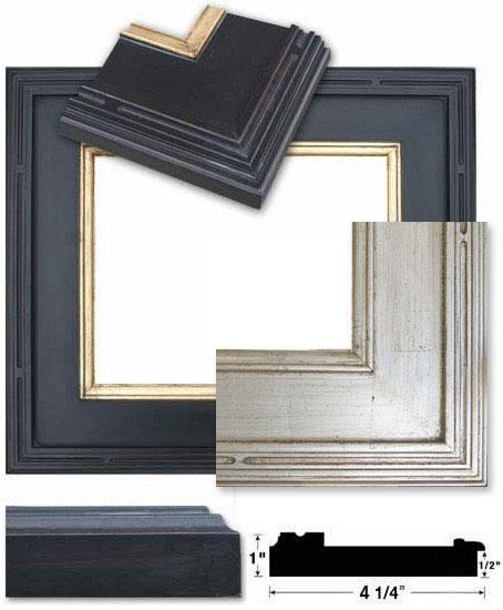 Bari   Plein Air Picture Frame